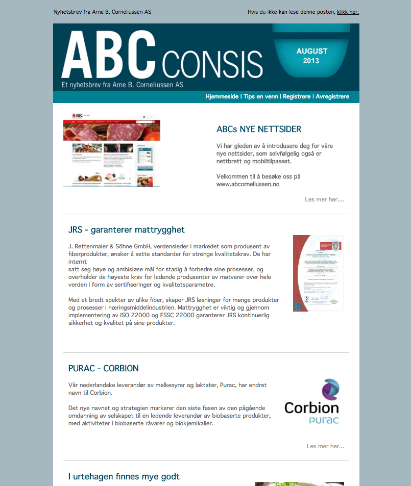 ABC Consis august 2013