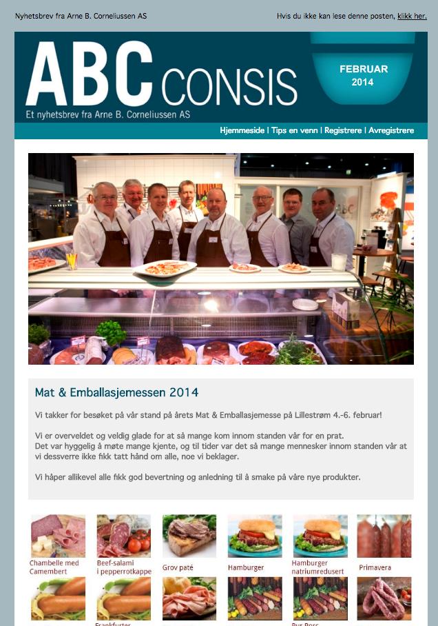 ABC Consis februar 2014