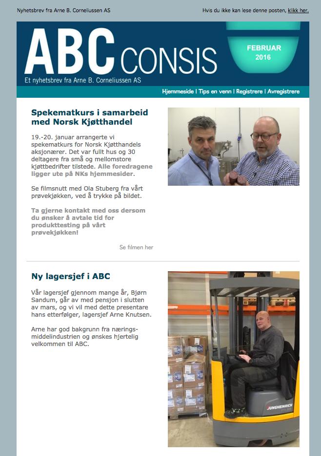 ABC Consis februar 2016