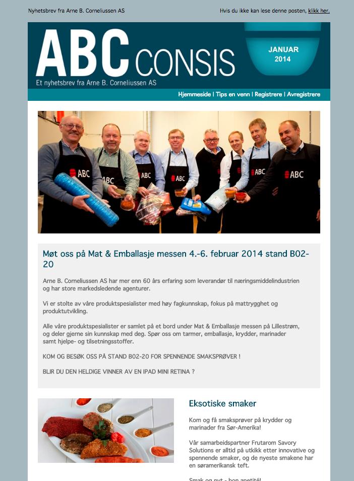 ABC Consis januar 2014