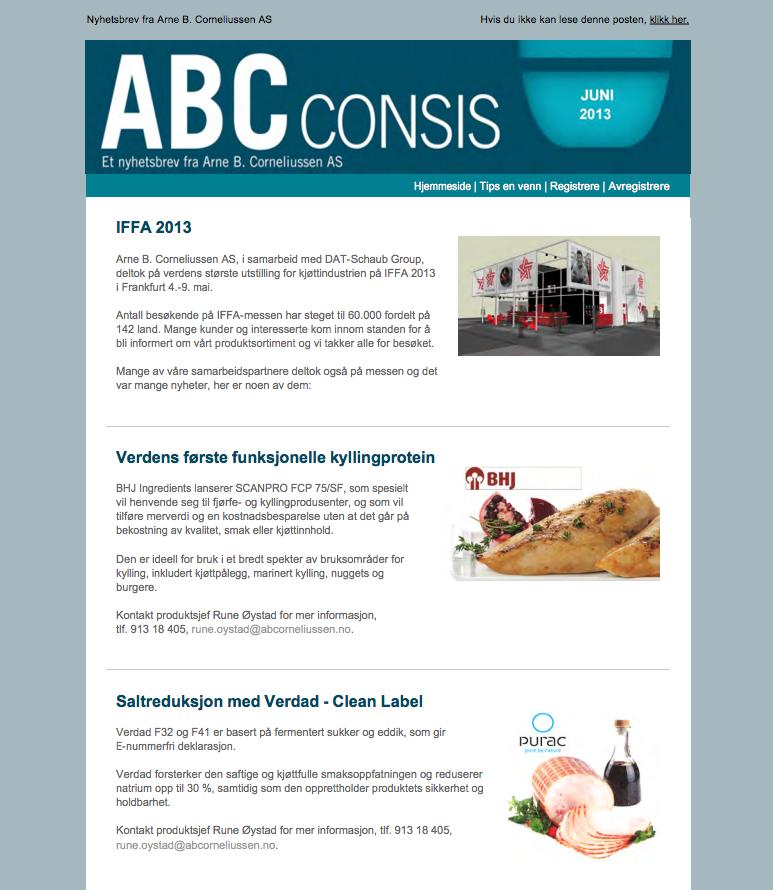 ABC Consis juni 2013